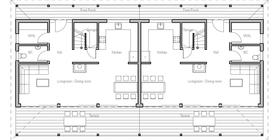 duplex house 10 house plan CH187D.png