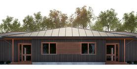 Duplex House Plan CH293