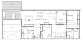 modern farmhouses 10 house plan ch305.png