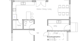 modern houses 10 house plan ch329.png