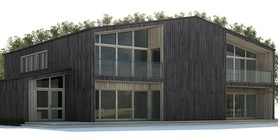 Duplex House Plan CH346D