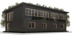 Duplex House Plan CH349D