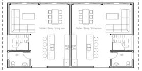 duplex house 11 house plan ch349d.png