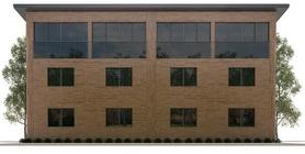 Duplex House Plan CH345D