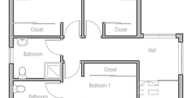 coastal house plans 12 house plan ch362.png