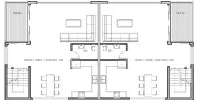 duplex house 11 house plan ch362 d.png