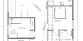 small houses 10 house plan ch391.jpg