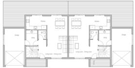duplex house 10 house plan ch244 d.png