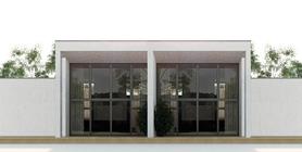 Duplex House Plan CH396D