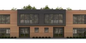 Duplex House Plan CH395D