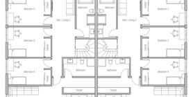 duplex house 11 house plan ch395 d.png