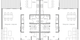 duplex house 10 house plan ch399 d.png