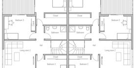 duplex house 11 house plan ch399 d.png