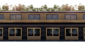 Duplex House Plan CH408D