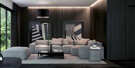 duplex house 05 house plan CH408.jpg
