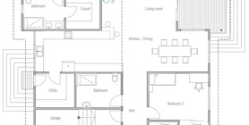 modern houses 10 home plan CH421.jpg
