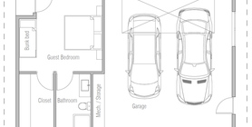 cost to build less than 100 000 10 garage plan 808G 2.jpg