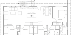 small houses 10 house plan ch452.jpg