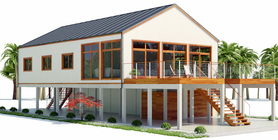 House Plan CH465