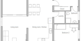 coastal house plans 10 house plan ch466.jpg