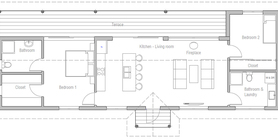 cost to build less than 100 000 10 house plan CH468.jpg