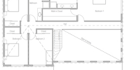 modern houses 11 house plan ch473.jpg
