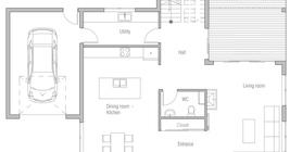 modern houses 10 house plan ch485.jpg