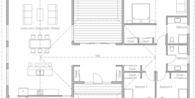 small houses 10 house plan ch486.jpg