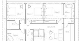 sloping lot house plans 11 house plan ch504.jpg