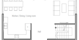 sloping lot house plans 11 house plan ch511.jpg