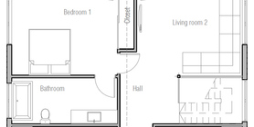 sloping lot house plans 12 house plan ch511.jpg