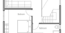 sloping lot house plans 12 Floor Plans CH513.jpg
