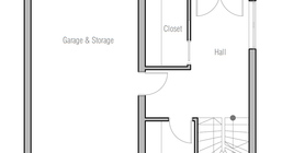 sloping lot house plans 10 house plan ch509.jpg