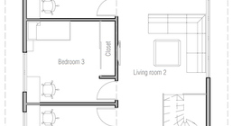 sloping lot house plans 12 house plan ch509.jpg