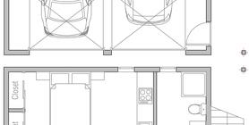 cost to build less than 100 000 20 garage plan G813 floor plan.jpg