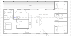 cost to build less than 100 000 25 HOUSE PLAN CH520 V5.jpg
