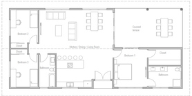 small houses 10 house plan CH522.jpg