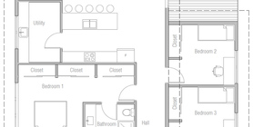 modern houses 10 Floor plan CH523.jpg
