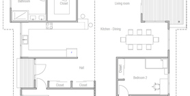 modern houses 10 house plan CH528.jpg