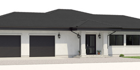 modern houses 11 house plan CH561.jpg