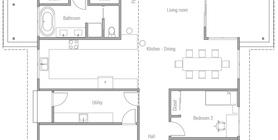 modern houses 10 house plan ch563.jpg