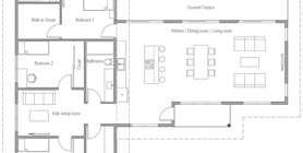 small houses 20 house plan ch564.jpg