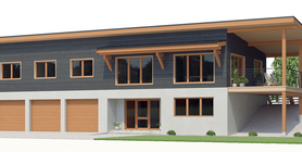 sloping lot house plans 001 house plan 582CH 1.jpg