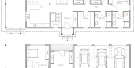 sloping lot house plans 10 house plan 582CH 1.jpg