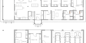 sloping lot house plans 22 home plan CH582 V2.jpg