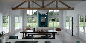 modern farmhouses 002 House Plan CH594.jpg