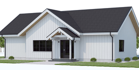 modern farmhouses 03 House Plan CH594.jpg