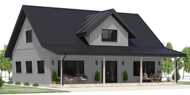 House Plan CH600
