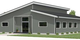 modern houses 11 house plan CH608.jpg