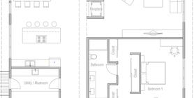 modern houses 10 house plan CH648.jpg
